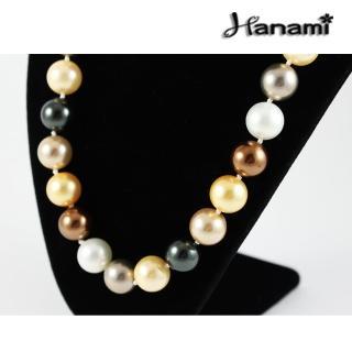 【Hanami】14mm極品典藏南洋貝寶珠項鍊
