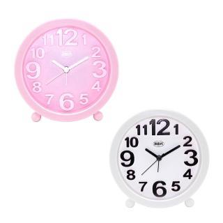 【LIBERTY】大型立體字粉彩靜音鬧鐘(LB-204)