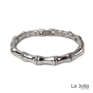 【La Jolla】幸運竹 純鈦鍺手環(XS、S、M)