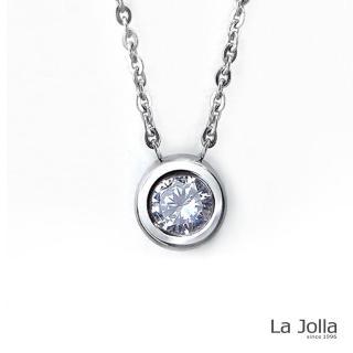 【La Jolla】唯.愛 純鈦墜項鍊