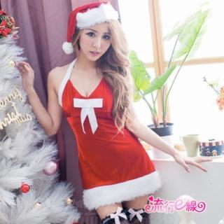 【流行E線】聖誕服 甜心日系角色扮演聖誕裝(F065)