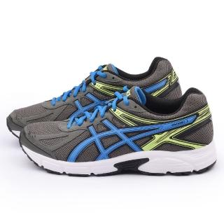 【Asics】男款 PATRIOT 7 慢跑鞋(T4D1N-7539-灰)