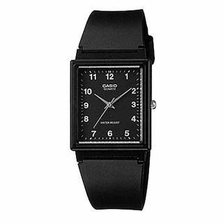 【CASIO】時尚簡約方款腕錶(MQ-27-1B)