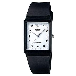 【CASIO】時尚簡約方款腕錶(MQ-27-7B)