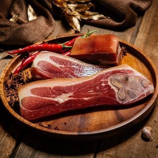 【鮮食家任選799】南門市場上海火腿金華火腿(250g/條)