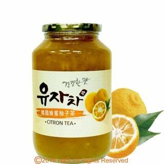 【《韓廣》】韓國蜂蜜生柚子茶(1kg)