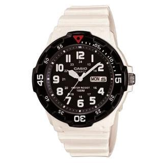 【CASIO】潛水設計運動指針錶(MRW-200HC-7B)