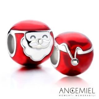 【Angemiel安婕米】925純銀珠飾《Santa》串珠