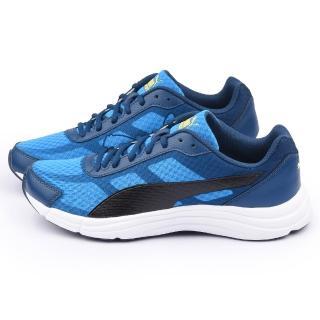 【PUMA】男款 Expedite 慢跑鞋(187561-08-藍)