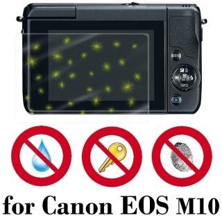 【D&A】Canon EOS M10 日本原膜螢幕貼(NEW AS玻璃奈米型)