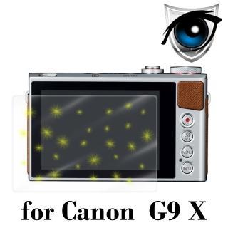 【D&A】Canon PowerShot G9 X 日本原膜增豔螢幕貼(9H防藍光疏油疏水型)