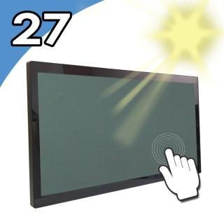 【Nextech】P系列 27吋 室外型-電容式觸控螢幕- 前防水 高亮度(NTP270B0BUASD)
