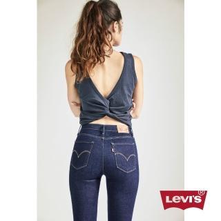 【Levis】711 經典原色中腰緊身窄管輕磅丹寧牛仔褲