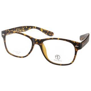 【ALAIN DELON眼鏡】簡約百搭款(琥珀#AD20310 D2)