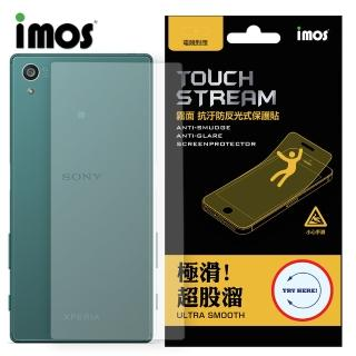 【iMOS Touch Stream】Z5 背面保護貼(霧面)