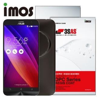 【iMOS 3SAS】Asus ZenFone Zoom 螢幕保護貼(5.5吋)