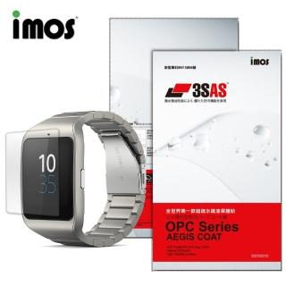 【iMOS 3SAS】Sony SmartWatch 3 SWR50 螢幕保護貼