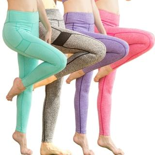【Seraphic】完美曲線機能運動褲/壓縮褲/緊身褲