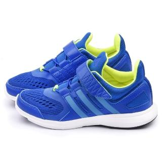 【Adidas】大童 輕量透氣運動跑鞋(B23834-藍)