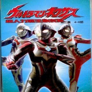 【超人力霸王】納克斯 2(DVD)