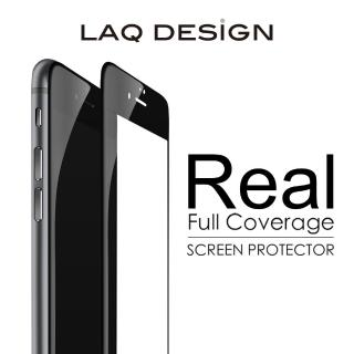 【LAQ DESIGN】iPhone6s Plus 3D真滿版 鋼化玻璃保護貼(iPhone6+共用)