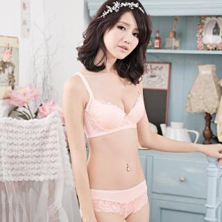 【魔莉莎】560丹韓國進口蕾絲內衣成套(B068)