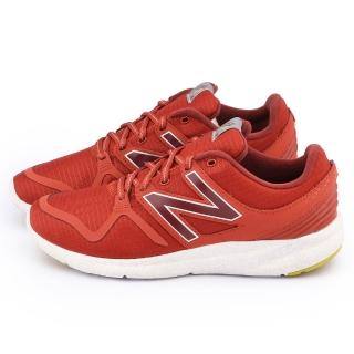 【NewBalance】男款 輕量慢跑鞋(MCOASPA-紅)