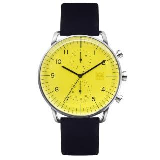 【ZOOM】Refine 旅行者多功能腕錶(綠色)