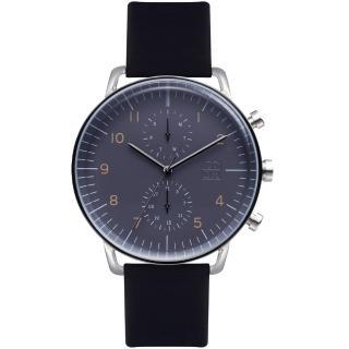 【ZOOM】Refine 旅行者多功能腕錶(暗礦藍)
