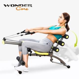 【日本熱銷 Wonder Core 2】全能塑體健身機-強化升級版 WC-83(附30分鐘教學光碟)