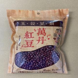【義昌生技】台灣萬丹紅豆/600g(紅豆)