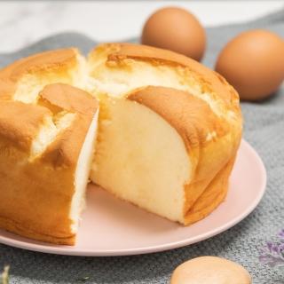 【新美珍】經典6件組(原味布丁蛋糕4入+巧克力蛋糕2入)