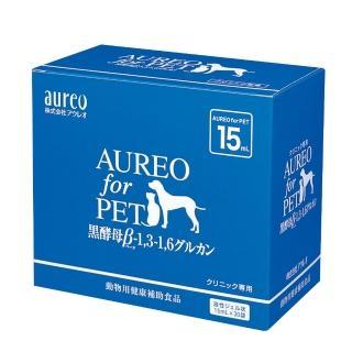 【日本AUREO】黑酵母-大容量(15mlx30入)