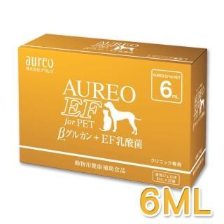 【日本AUREO】EF 黃金黑酵母(6mlx30入)