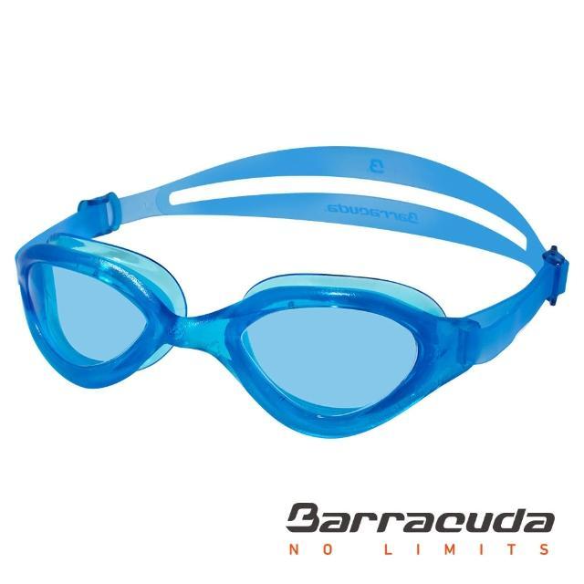 【美國Barracuda巴洛酷達】成人舒適型抗UV防霧泳鏡(BLISS#73320)