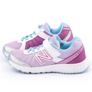 【NewBalance】大童 寬楦避震運動鞋(KV330PBY-淺紫)