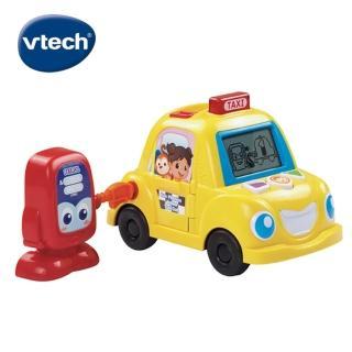 【Vtech】音樂字母計程車(新春玩具節)