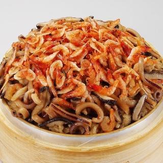 【鮮食家任選799】呷七碗櫻花蝦米糕(700g/盒)