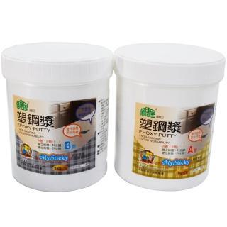 【修繕屋】塑鋼漿-2Kg