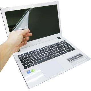 【EZstick】ACER Aspire E5-574G 專用 靜電式筆電液晶螢幕貼(可選鏡面或霧面)