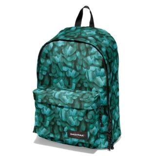 【EASTPAK】Out of office電腦後背包(Plume Green)