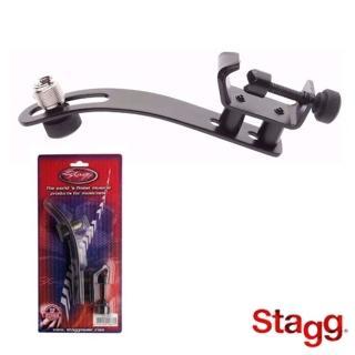 【Stagg 比利時品牌】麥克風支架/夾具 爵士鼓使用(MH-D05)