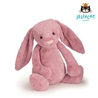 【英國 JELLYCAT】超級大兔子 67公分(Tulip 粉)