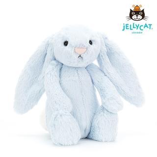 【英國 JELLYCAT】經典31公分兔子(Blue)