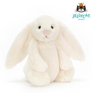 【英國 JELLYCAT】經典31公分兔子(Cream)