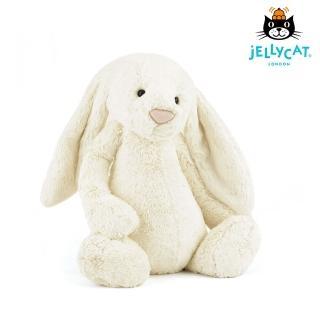 【英國 JELLYCAT】經典大兔兔(51cm 白)