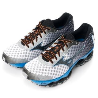 【MIZUNO】WAVE PROPHECY 4 男款跑鞋(J1GC150009)