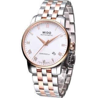 【美度 MIDO】Baroncelli系列紳士機械錶(M86009N61)