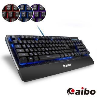 【aibo】ENKB10 叢林之王X  多媒體背光電競鍵盤(19鍵不衝突)