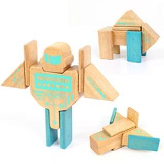 【ω-o2d】Ming Ta 磁力積木機器人系列16pcs